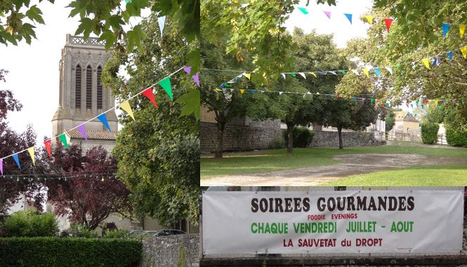 ANNONCE SOIREE GOURMANDE