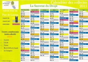 calendrier collectes 1