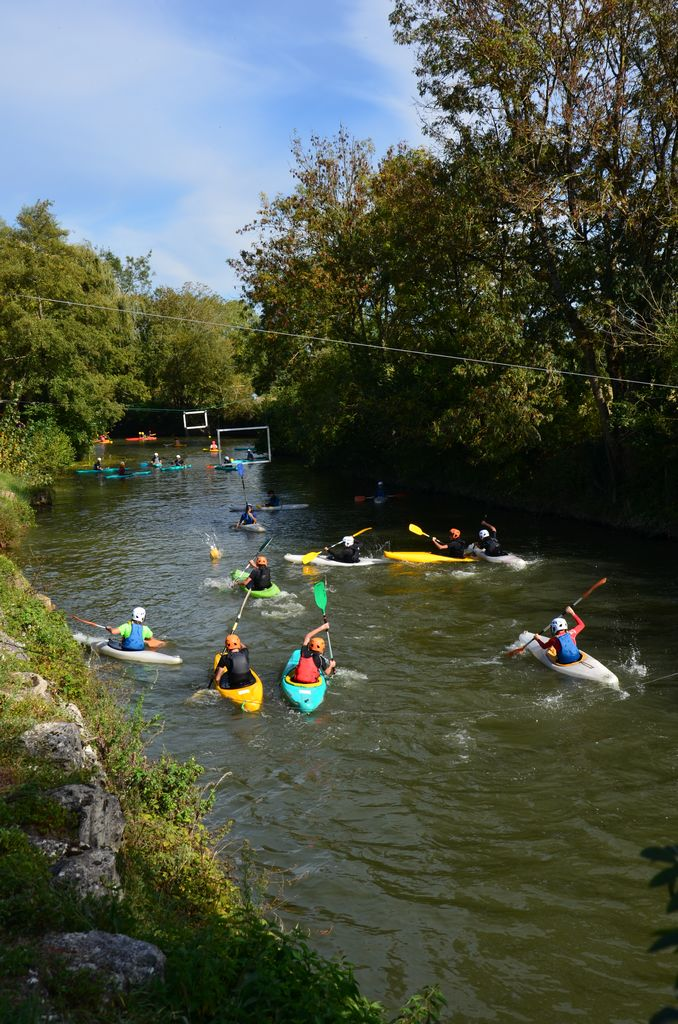 kayak polo 26 sept 2015