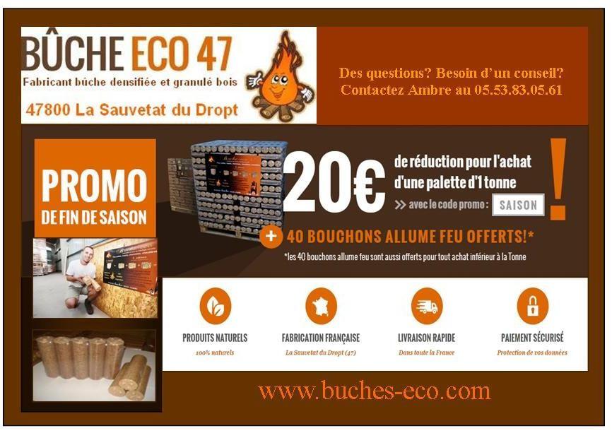 promo buche eco