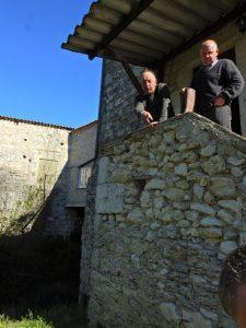 Visite du moulin avec Roger 3