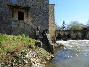 Visite du moulin avec Roger 4