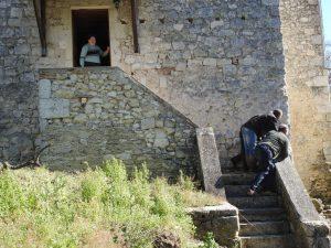 Visite du moulin avec Roger 5