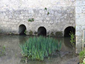 Trois canaux de fuite