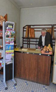 presentoir tourisme boulangerie
