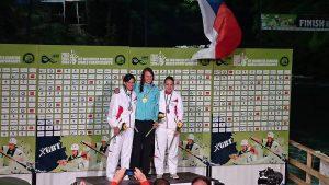 cindy podium