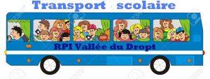 20610068-autobus-scolaire-bleu-banque-dimages