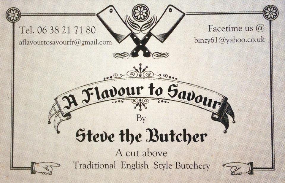 Nouveau Une Boucherie Anglaise Au Village